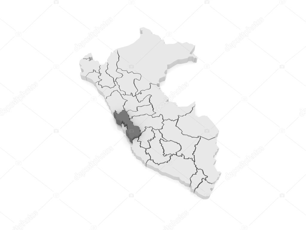 Lima Peru Karte.Karte Von Lima Peru Stockfoto Tatiana53 62223017