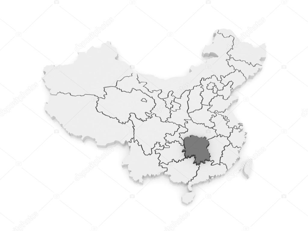 Carte Chine Hunan.Carte Du Hunan Chine Photographie Tatiana53 C 62223057