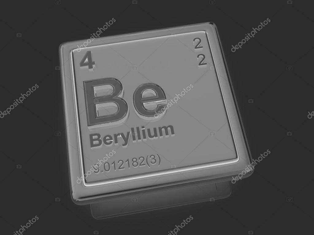 Beryllium chemical element stock photo tatiana53 66233739 beryllium chemical element 3d photo by tatiana53 buycottarizona Image collections