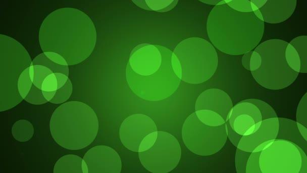 Zelené pozadí smyčky
