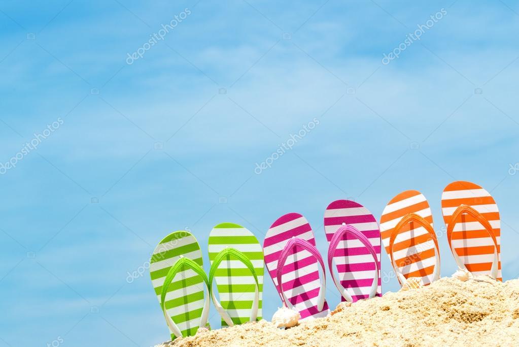 Flip Flops Strand