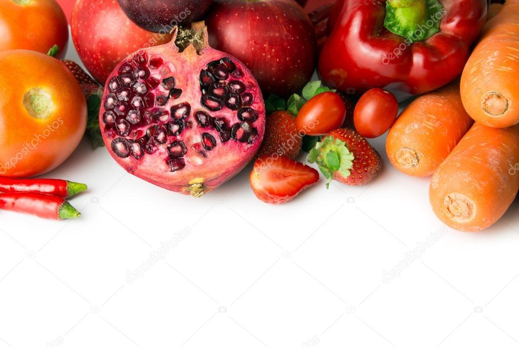 Vegetales Rojos