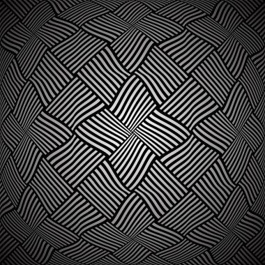 Convex interlacing pattern.