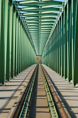 Railroad Bridge Point of View