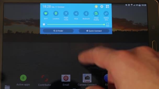 Mobil eszköz kikapcsolása Wi-Fi