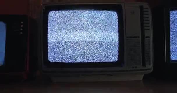 Régi TV képernyők nincs jel