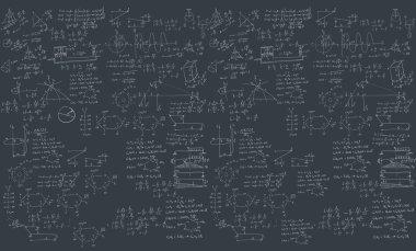 Formula in blackboard.