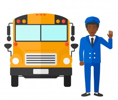 School bus driver.