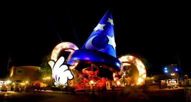 Hollywood Studios Sorcerer's Hat
