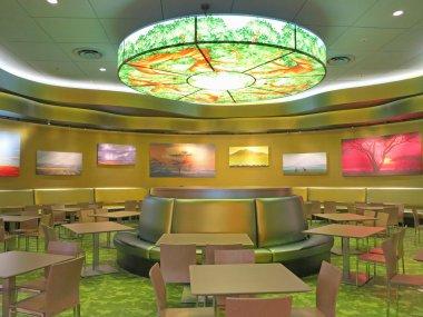 Disney's Art of Animation Food Court