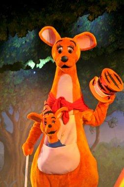 Kanga and Roo from Winnie the Pooh