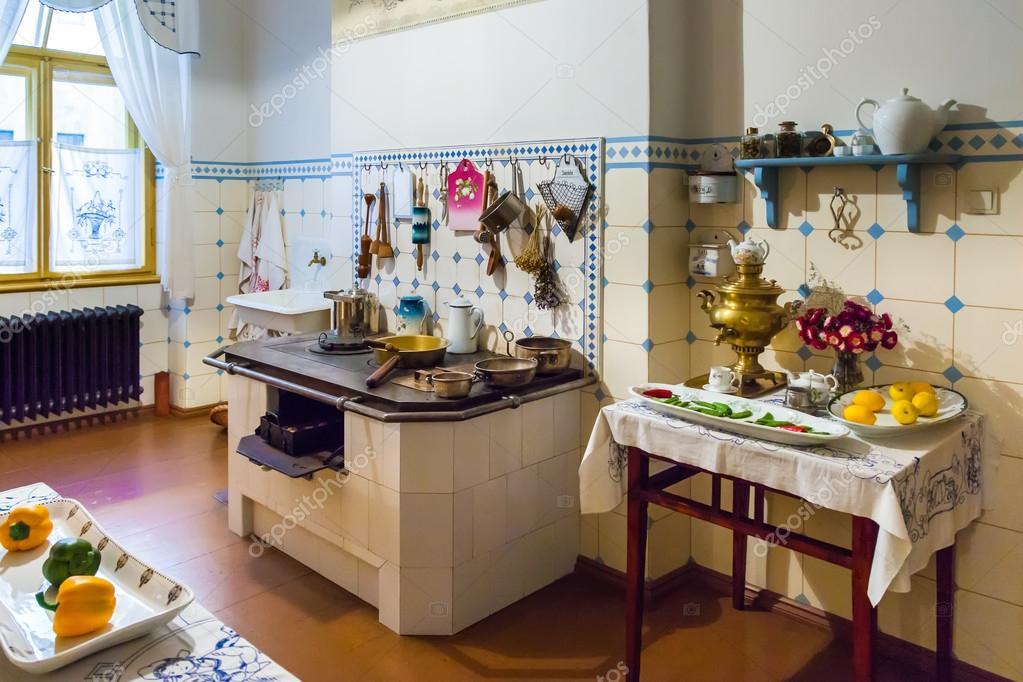 Keuken met tv for Letse keuken
