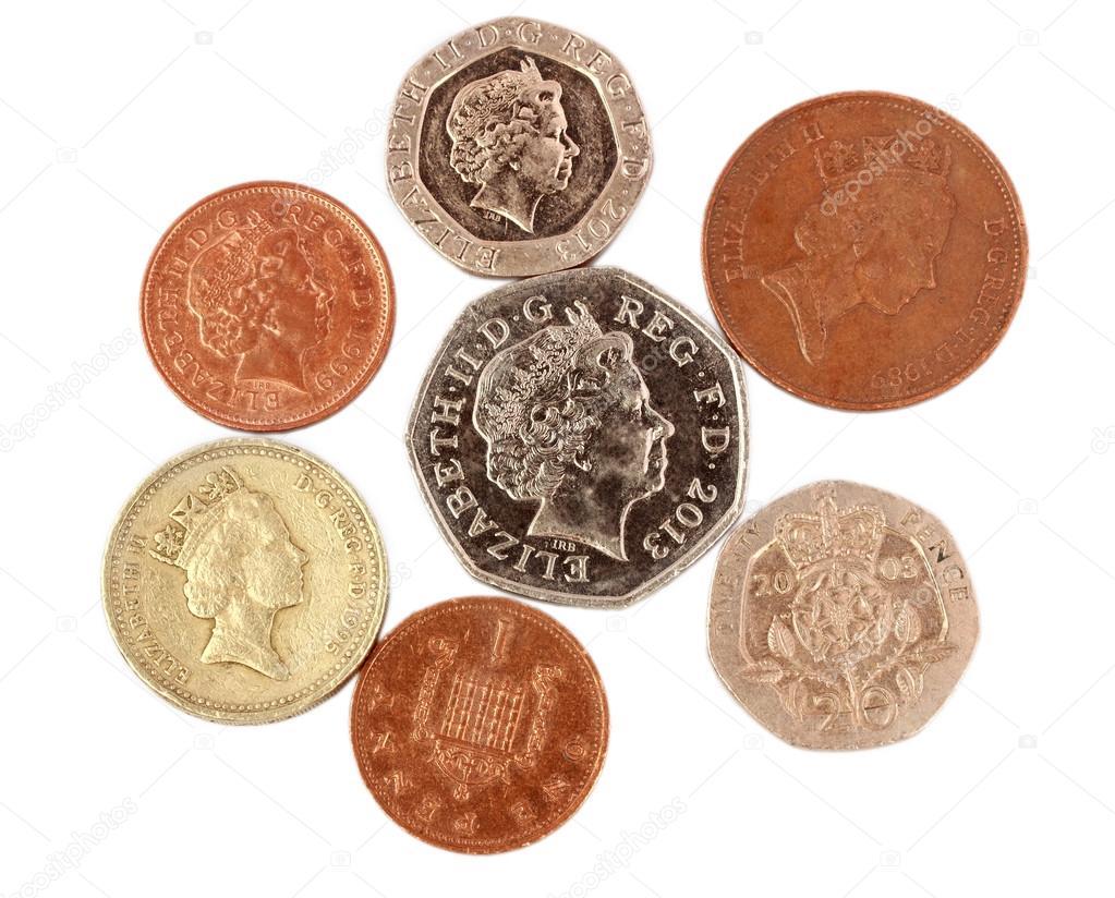 Englische Geld Redaktionelles Stockfoto Avevstaf 77079895