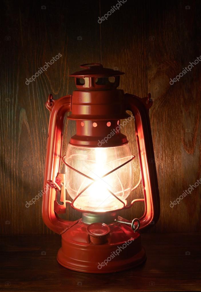 Kerosene Oil Lamp