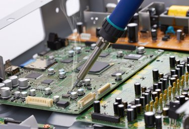 Repair of electronic devices