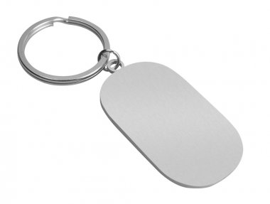Key Chain with space for text