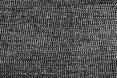 Texture of jeans textile