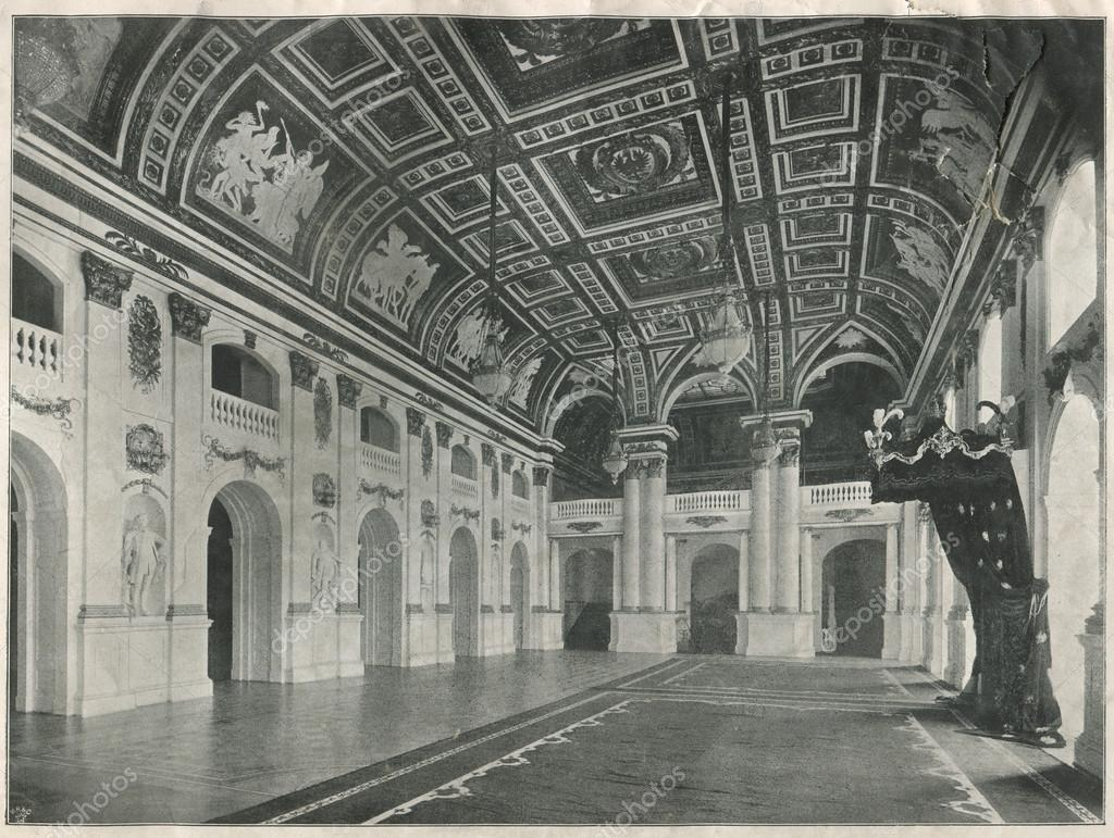 Scanned photos from the collection of late 19th century architecture. Published on Ruckwardts architekturschatz, Phot. H.Ruckwardt 1897...1902