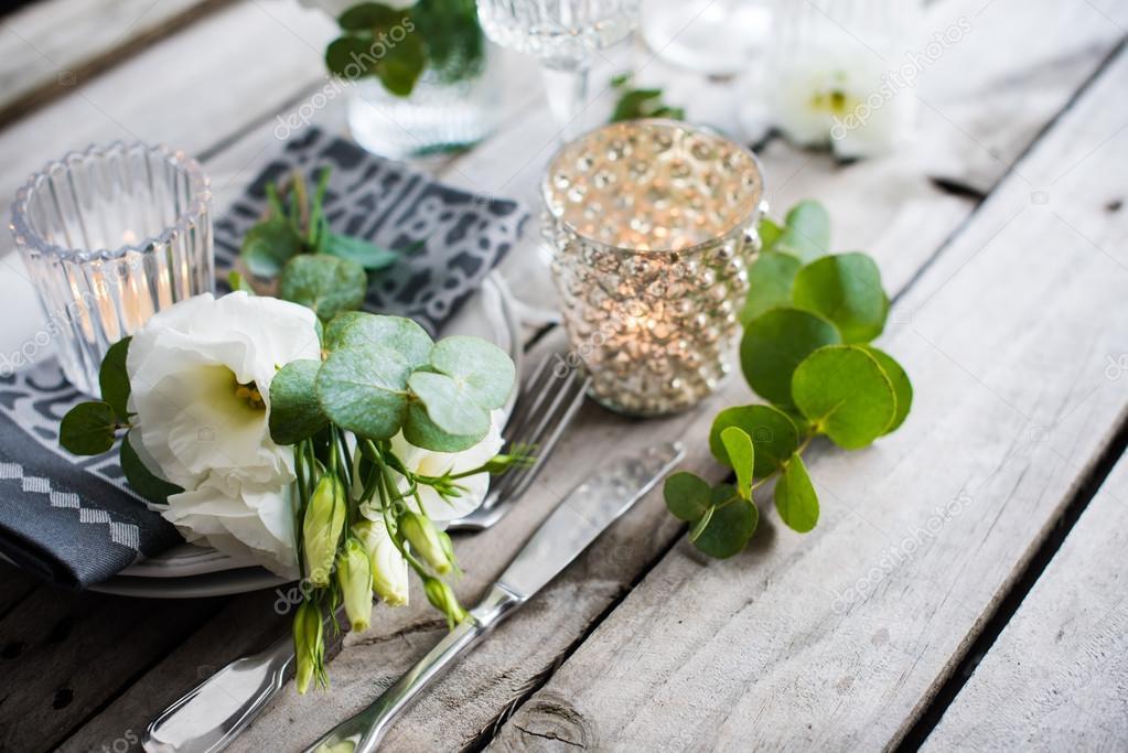 Zomer bruiloft tafeldecoratie stockfoto manera 76049529 for Tafeldecoratie bruiloft