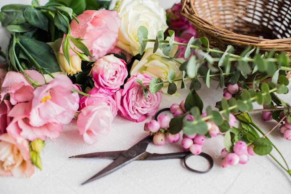 florists workplace