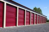 Photo Mini Self Storage Rental Units