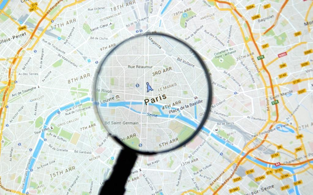 collegare le applicazioni a Parigi