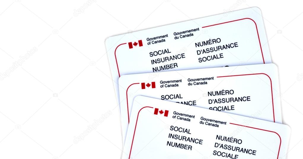 how to change social insurance number card canada