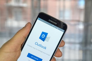 Microsoft Outlook mobile app