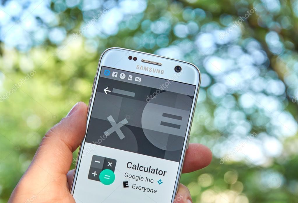 calculator app google