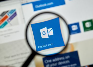 Microsoft Office Outlook.