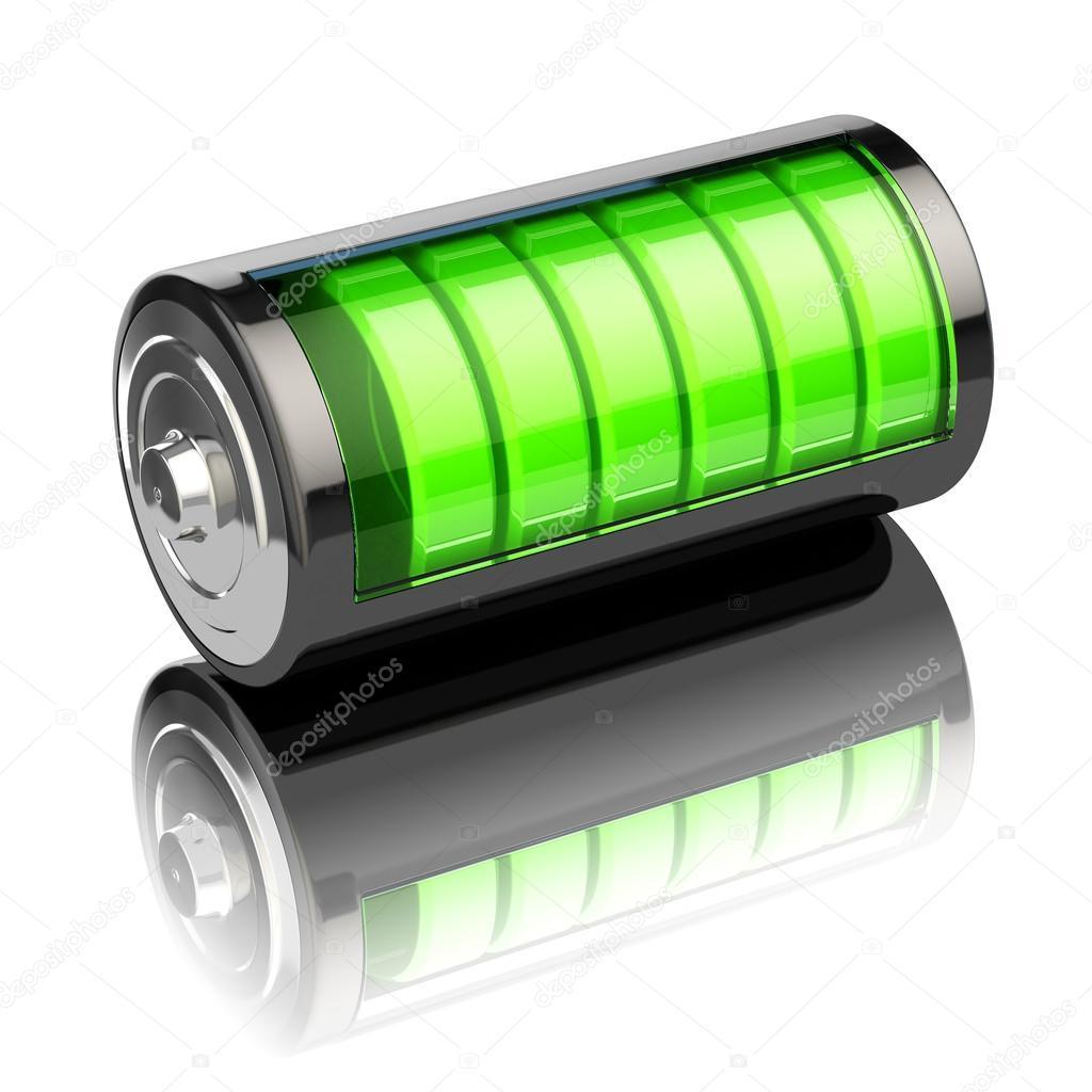 картинка индикатор заряда батареи выставочных экземпляров