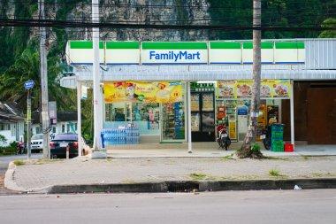 Family Mart store in Krabi, Thailand