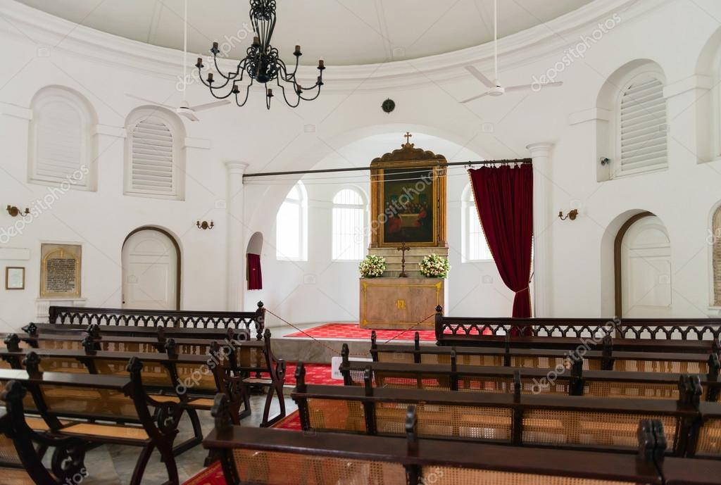 Small Church Interior Stock Photo C Iryna Rasko 69265885
