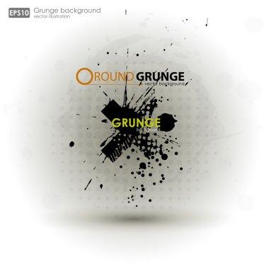 Grunge print for t-shirt