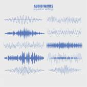 Sada technologií audio ekvalizér