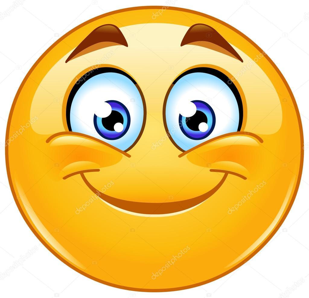 Emoticon Sorridente Vector Vetores De Stock 169 Yayayoyo