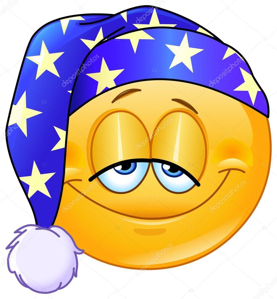 Dobrej nocy emotikon grafika wektorowa yayayoyo 60890499 - Smiley bisous iphone ...