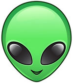 Photo Alien icon