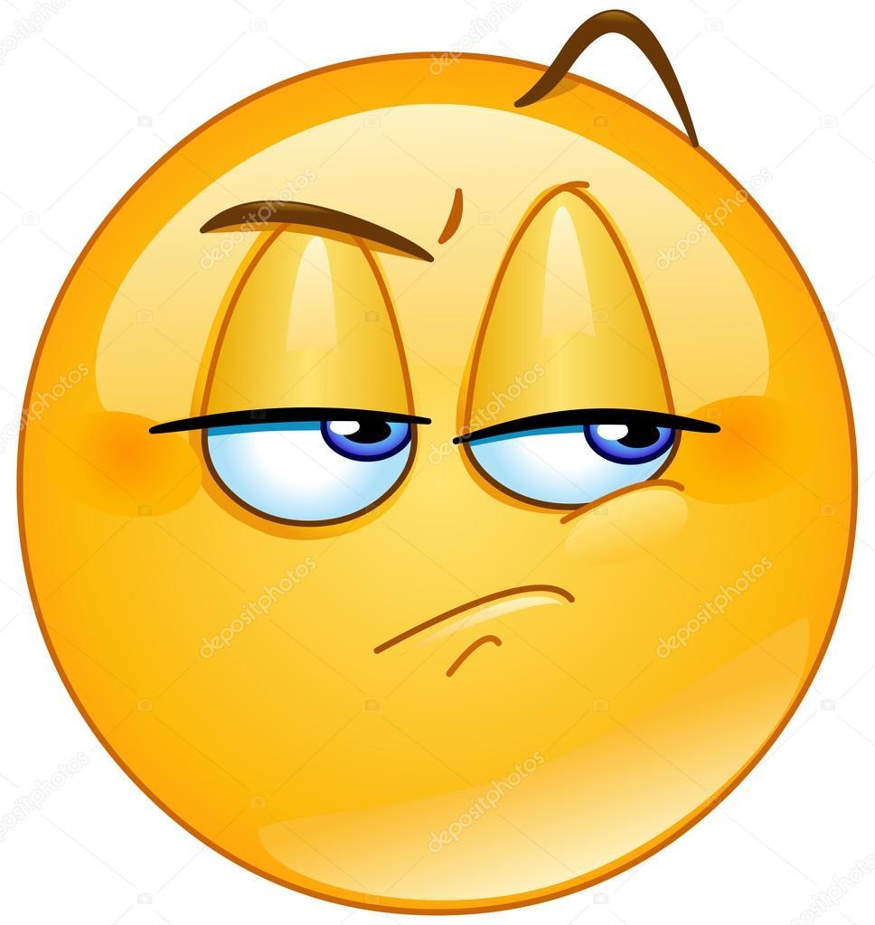 Jealous Emoji Jealous Emoticon Stock Vector C Yayayoyo 71302755