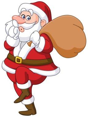 sneaky santa claus