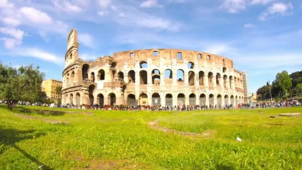 Colosseum, Řím, Itálie