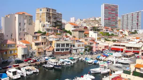 vallon des auffes, Marseille, Francie