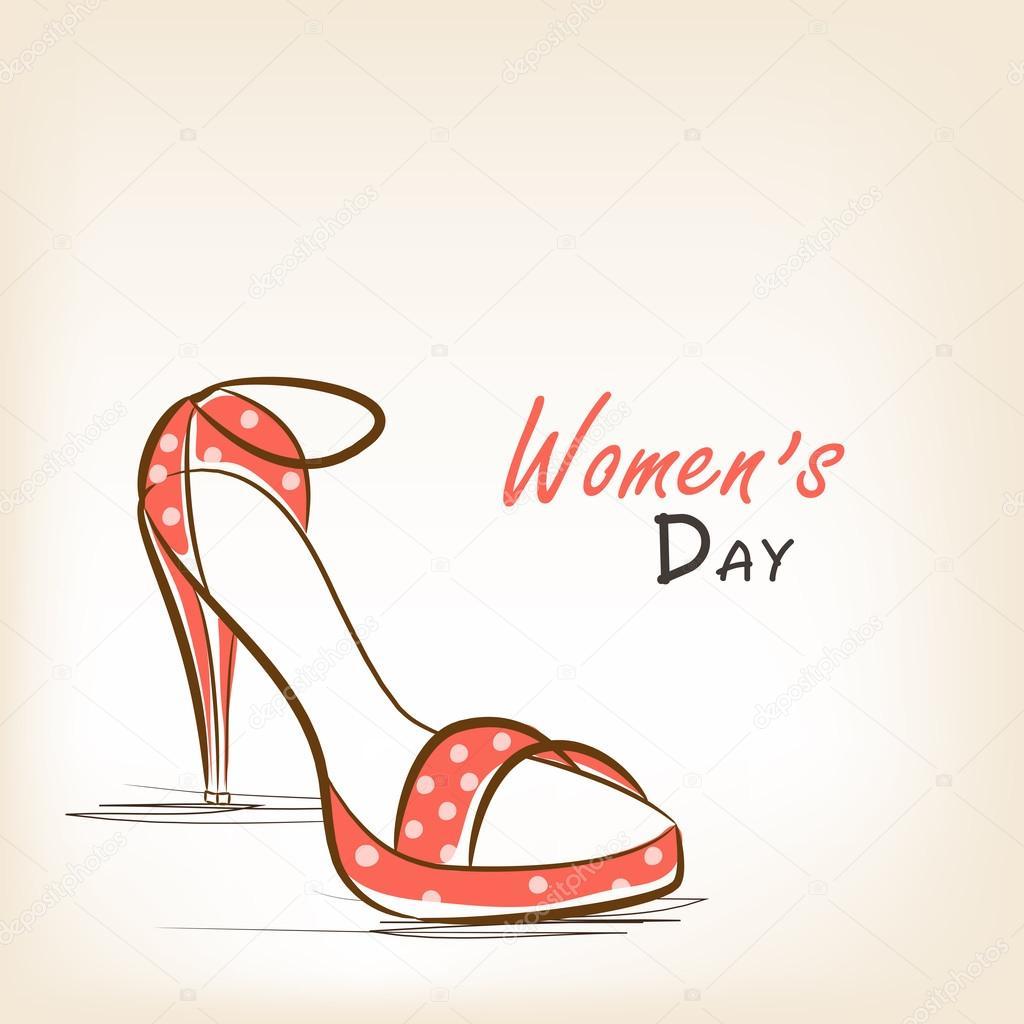 Las Internacional Celebración Señoras La Día Zapato Para De Del 815wBqZ