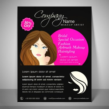 Beauty Parlour Premium Vector Download For Commercial Use Format Eps Cdr Ai Svg Vector Illustration Graphic Art Design