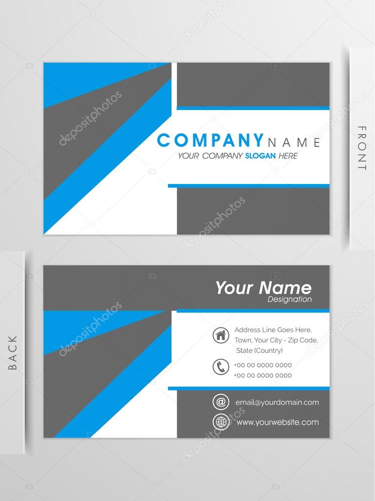 Business Cards With Two Names Gallery - Free Business Cards