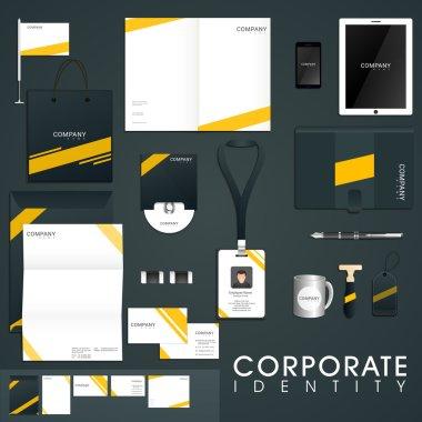 Stylish corporate identity Kit.