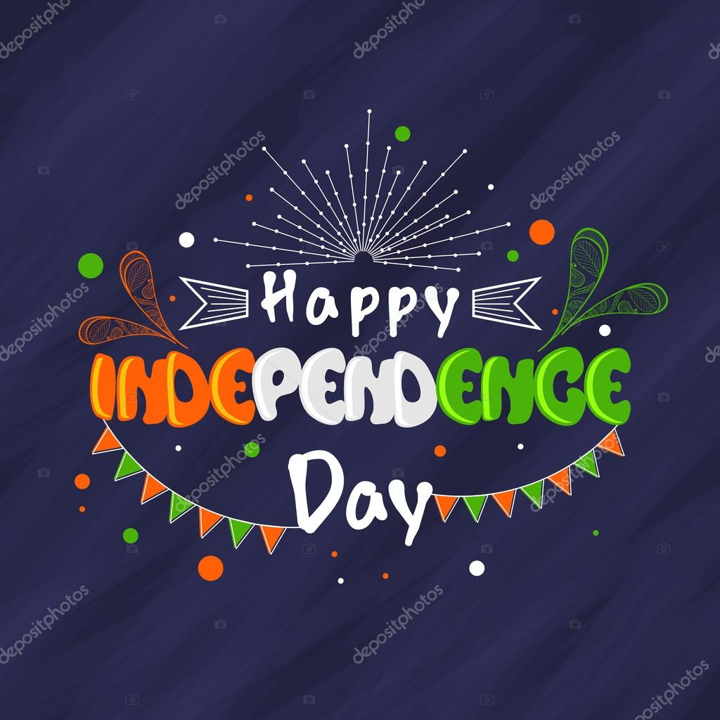 Greeting card for indian independence day stock vector greeting card for indian independence day stock vector m4hsunfo