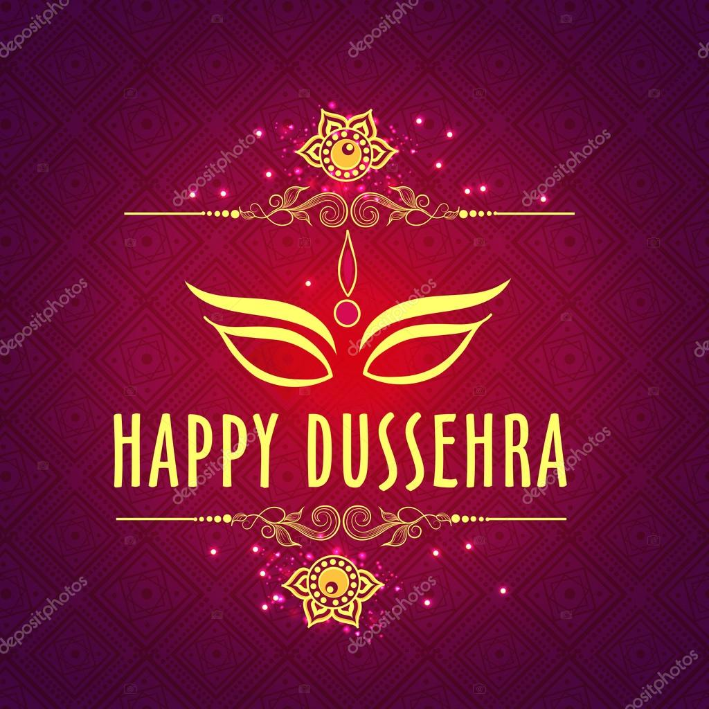 Happy dussehra stock vectors royalty free happy dussehra beautiful greeting card for happy dussehra stock vector m4hsunfo