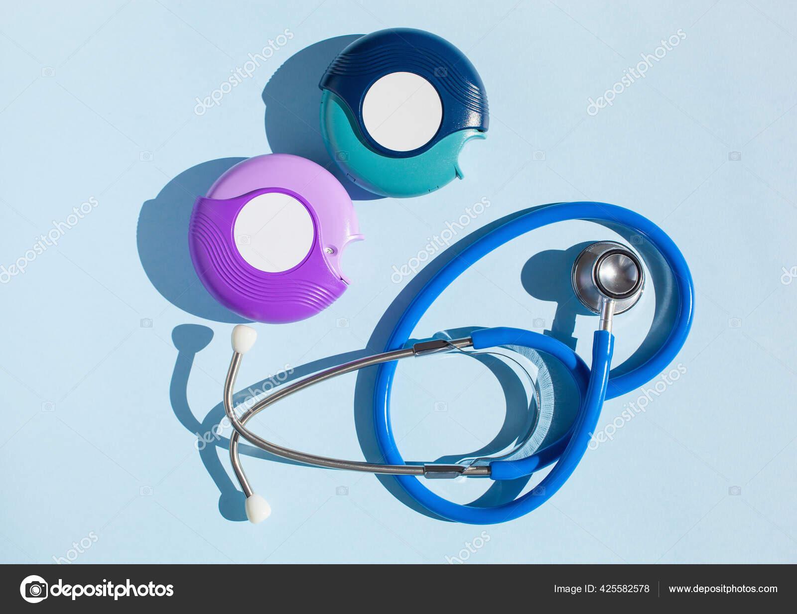 asztma fejhallgató