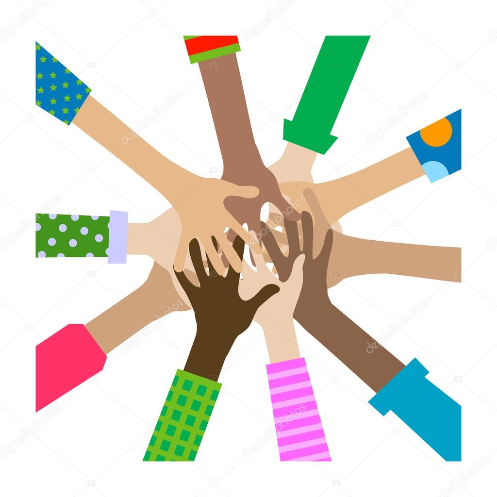 hands diverse togetherness stock vector  u00a9 dip2000 104730370 vector hand silhouette vector handgun